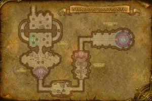 Shadow Labyrinth (Murmur на карте)