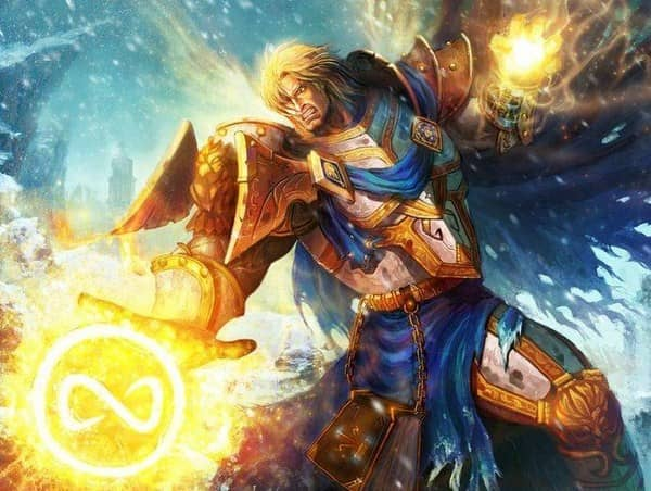 Русская озвучка персонажей World of Warcraft
